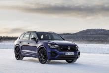Världspremiär för Volkswagens nya laddhybrid Touareg R