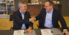 Hovedbankavtale er signert med Ringsaker kommune
