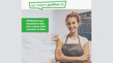 wir-haben-geöffnet.de - Damit Gewerbetreibende und Kunden in der Corona-Krise zusammenfinden
