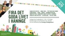 Välkommen att fira det goda livet i Haninge!