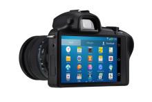 Galaxy NX – et speilløst systemkamera med Android