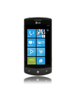 Upplev det bästa av Windows Phone 7 med nya LG Optimus 7