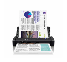 Epson's WorkForce DS-320 Portable Scanner recognised for Outstanding Mobile Scanner for Business by Keypoint Intelligence – Buyers Laboratory