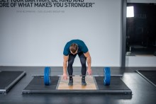 New Sound Reducing Platform Enables Gym and Fitness Facilities to Embrace Deadlifts