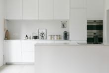 Karine Köngs minimalistiska kök