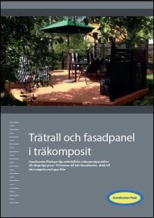 Scandinavian Plank AB har ny broschyr 2015
