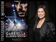 Kritikerrosade författaren Gabriella Ullberg Westins femte bok Förrädaren tillägnas bortgångne Johan Viktor och är inspirerad av verkliga händelser.