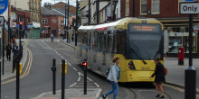 A £450m Manchester Metrolink extension to go ahead