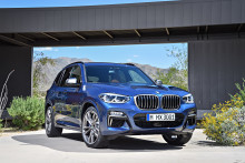 Den nye BMW X3
