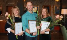 Vinnarna av Pedagogiska priset 2018