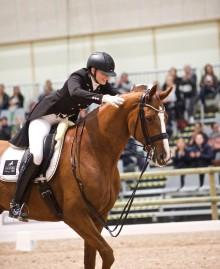 Personbästa och vinst för Marina Mattsson och Quartermain