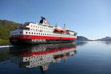 Populär kombination Inlandsbanan och Hurtigruten
