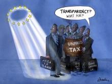 Politiskt stöd för ökad öppenhet i skattefrågor