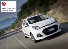 Hyundai tar hem designutmärkelser för två bilmodeller