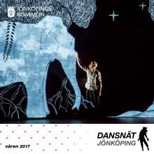 Dansnät Jönköping program våren 2017