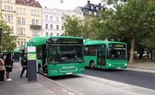 Fler åker kollektivt. Börjar bussarna och tågen bli fullsatta?