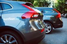 Kraftig bilpoolsökning i Solna