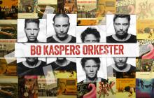Lifeline Entertainment presenterar Bo Kaspers Orkester på vårturné!