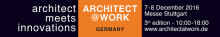 Villeroy & Boch Fliesen bei ARCHITECT@WORK 2016
