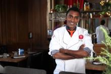 Mesterkokken Marcus Samuelsson åpner restaurant midt i Bergen sentrum.