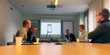 Praktikertjänst med och utvecklar mobilapp för att öka tillgängligheten i vården