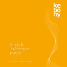 Kebony - Übersicht der internationalen Projekte_2017