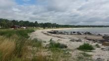 Rapport om Kristianstads kust visar inget utbrett erosionshot