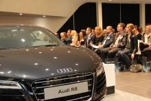 Audi fejrer de største talenter i dansk erhvervsliv