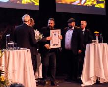 Selins Glasmästeri utses till Årets Företag i Glasbranschen