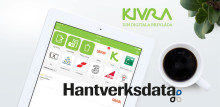 Hantverksdata inleder samarbete med Kivra
