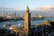 9 gode grunner til å reise til Hamburg - med Widerøe fra 14. august direkte fra Bergen