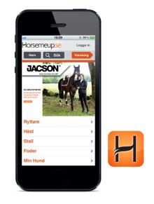 Fler handlar hästprodukter via mobilen