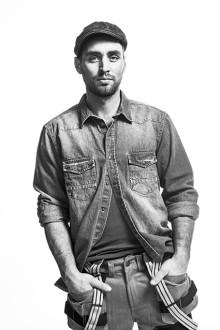 L.Brador jeansskjorta 710B