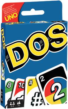 Wer UNO® sagt sollte auch DOS® sagen – Der Spiel-Klassiker bekommt eine neue Version