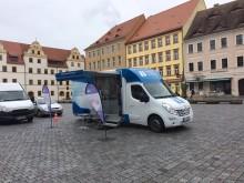 Beratungsmobil der Unabhängigen Patientenberatung kommt am 16. August nach Torgau.