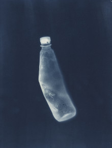 210 bottles - Ny utställning av Lennart Alves