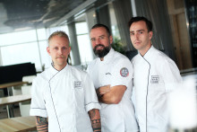 Upper House receives its first Michelin star