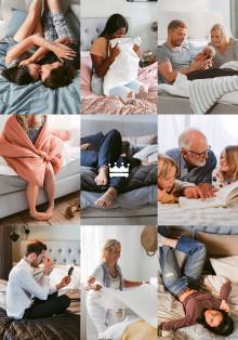 KungSängens nya varumärkeskampanj - Din bästa vän, sängen