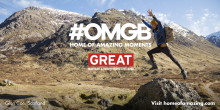 'Home of Amazing Moments' tourism campaign launches to get Brits to 'holiday at home'