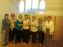 New River Women's Club raise over £600 for children's charity