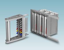 Det modulära testsystemet  FAME - nu för 19-tums rack