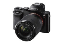 Sony introduces the α7R: the world's smallest, lightest interchangeable lens camera
