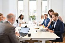 Prisbelønnet konsulentselskap fra Sverige etablerer seg i Norge - rekrutterer Tonje Berg til å lede satsingen