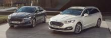Itthon is bemutatkozik a megújult Ford Mondeo új hibrid hajtású kombi változata