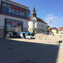 Beratungsmobil der Unabhängigen Patientenberatung kommt am 5. November nach Kempten (Allgäu).