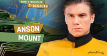 FedCon 28: Star Trek Discovery Captain in Bonn
