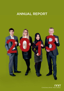 NNIT Annual Report 2013