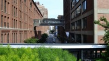 Walking In The USA: A Highline Highlight From New York City - Ann Cross