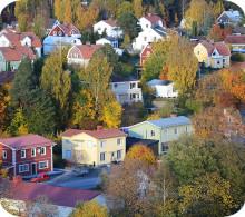 Nytt taxeringsvärde för 2,4 miljoner småhus 2018