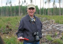 Lennart Rådström ny hedersledamot i KSLA
